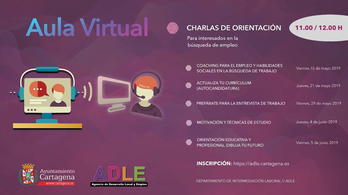 Aula virtual de la ADLE