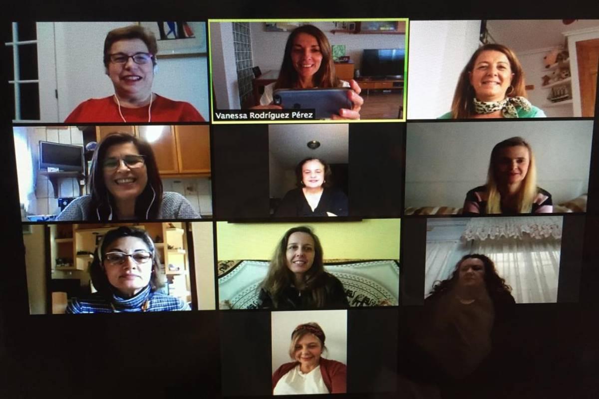 Proyecto #Conecta2EnIgualdad de contenidos en red