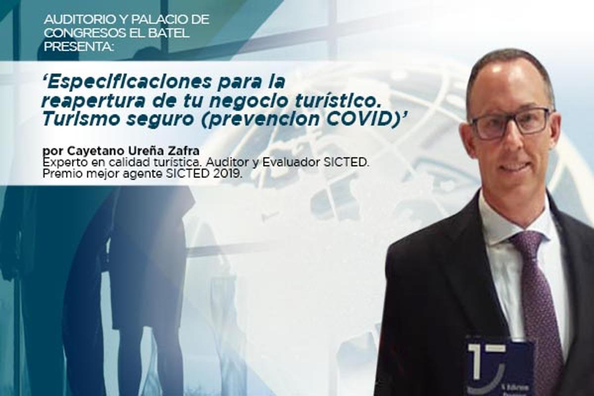 Charla Cayetano Ureña
