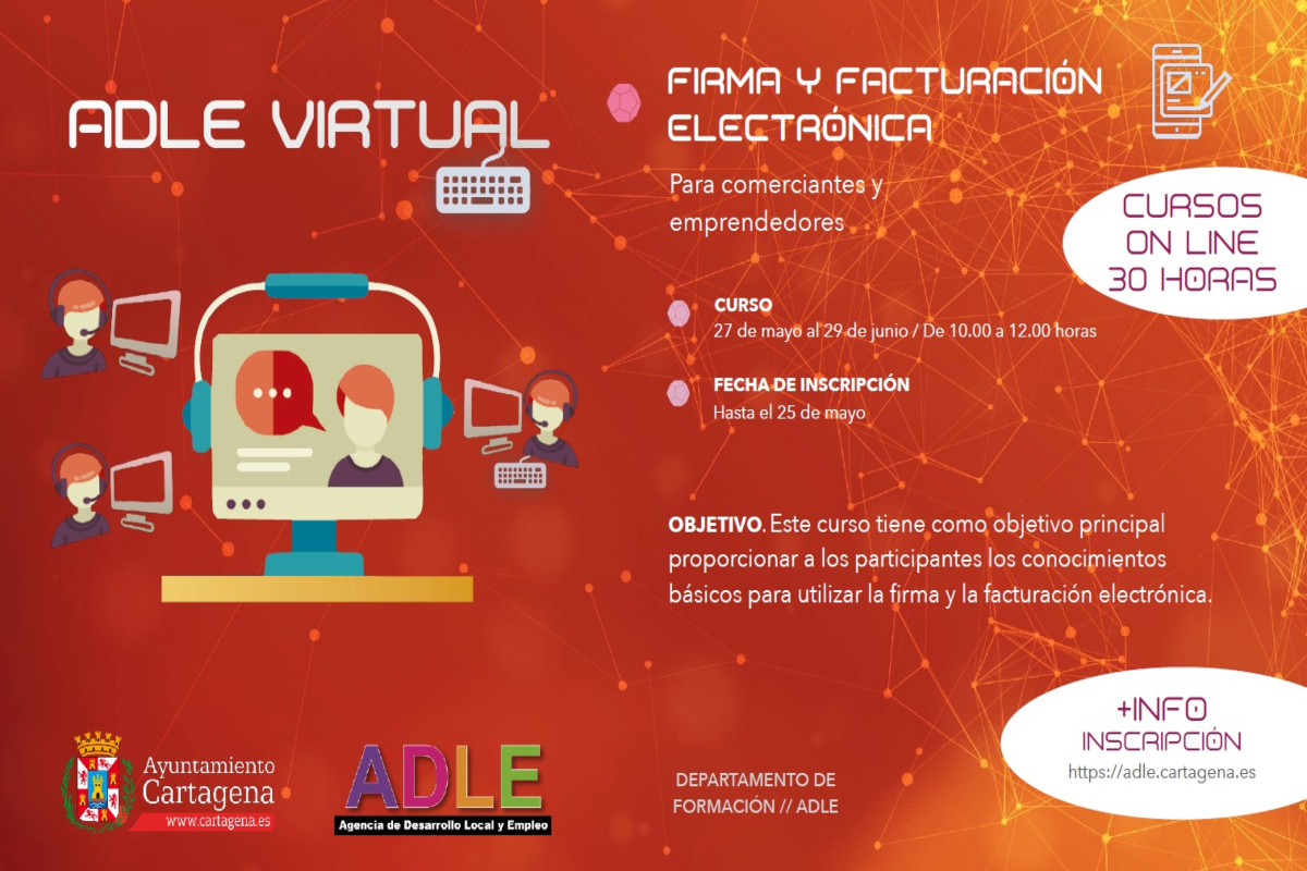 Cursos formación de ADLE Activa