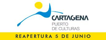 Cartagena Puerto de Culturas reabre sus puertas el 5 junio