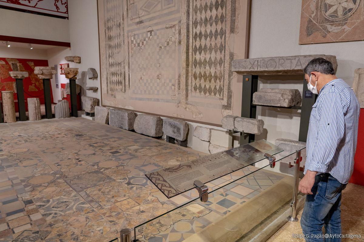 Apertura del Museo Arqueológico municipal a las visitas
