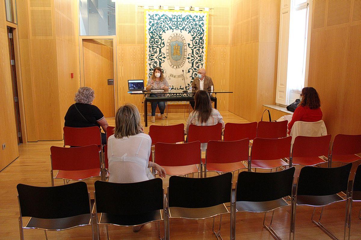 Reunión de la Comisión de Seguimiento de Cartagena Puerto de Culturas