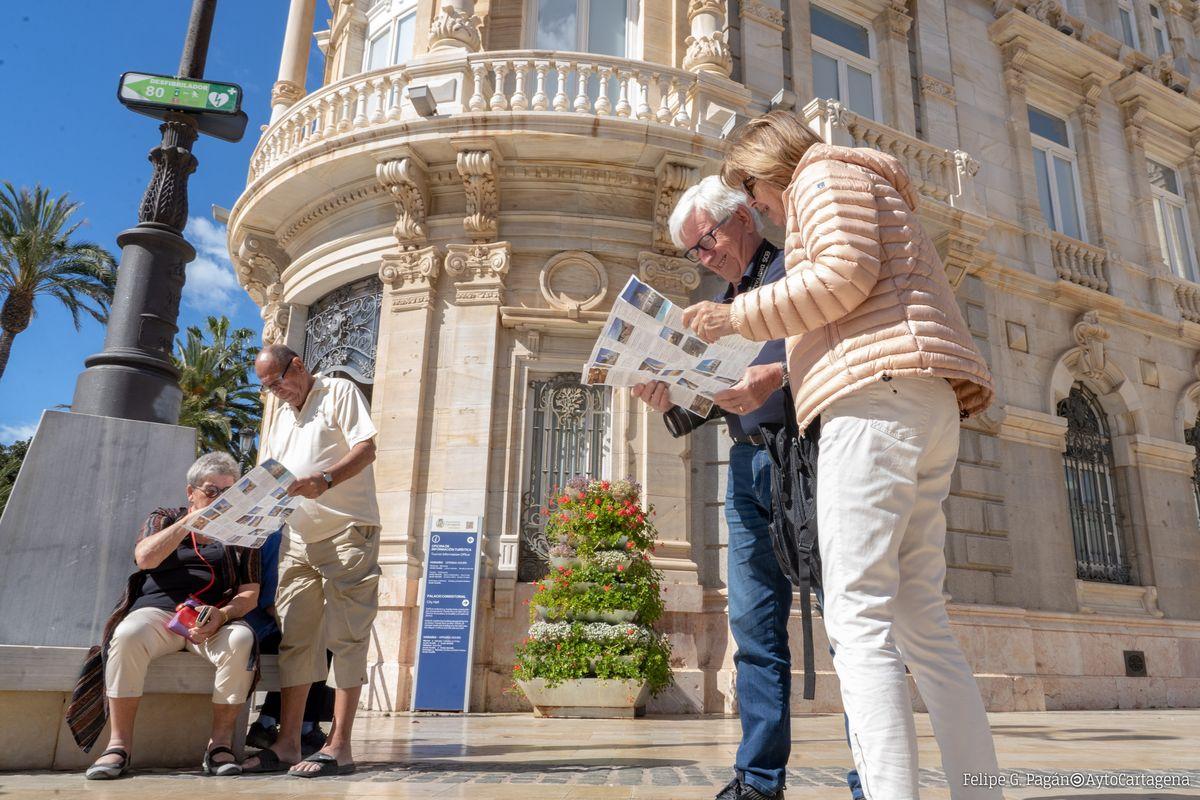 Las oficinas de turismo abren al público el viernes 5 de junio.
