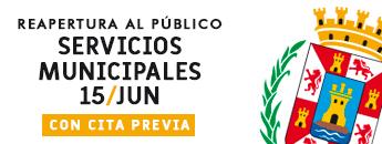 Los servicios municipales del Ayuntamiento de Cartagena reabren al público a partir del 15 de junio bajo cita previa