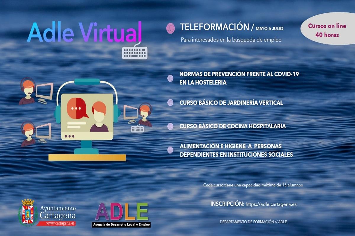 Formación online ADLE