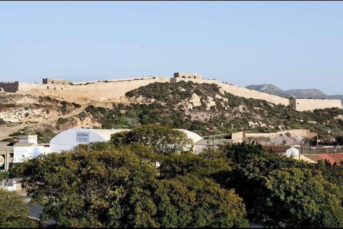 El Ayuntamiento creará una nueva zona de de esparcimiento junto al Castillo de Los Moros