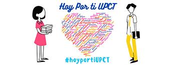 Campaña Hoy por tí UPCT