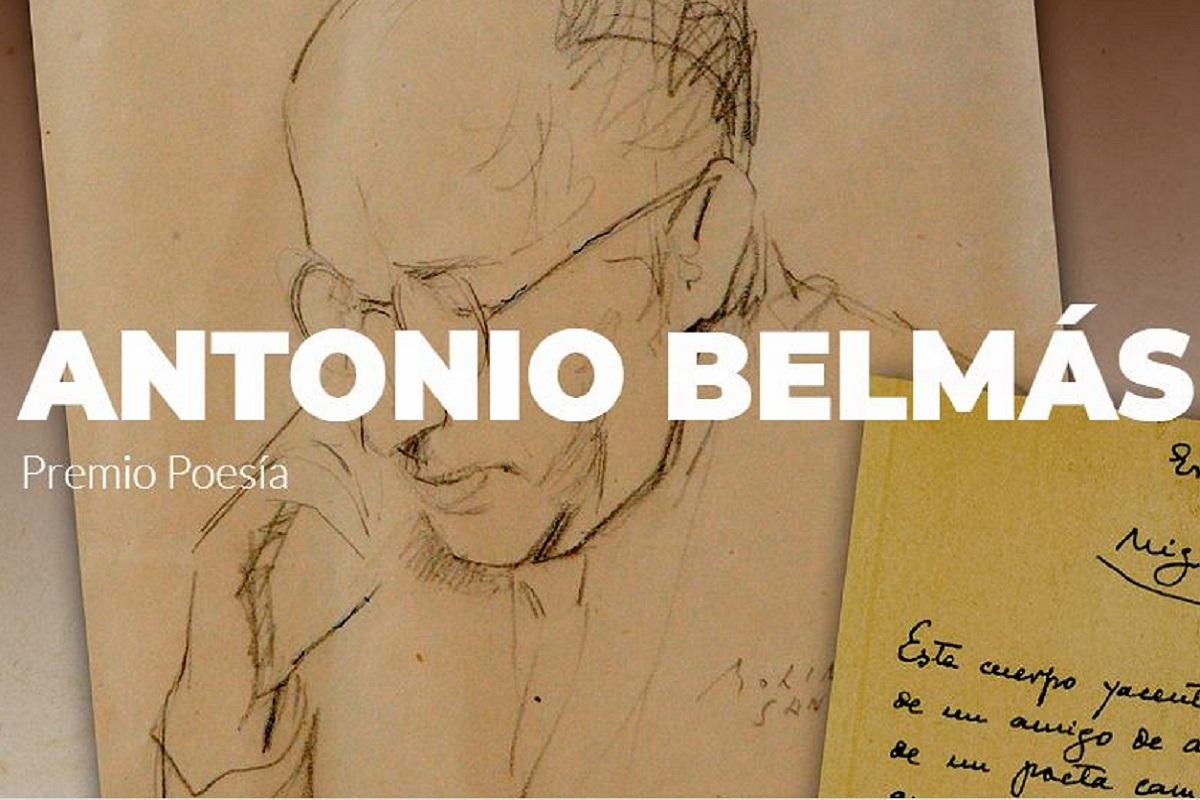 Certamen de poesía 'Antonio Oliver Belmás'