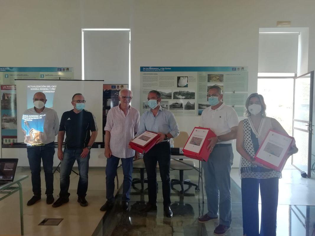 Presentación del Catálogo de Bienes del BIC Sierra Minera