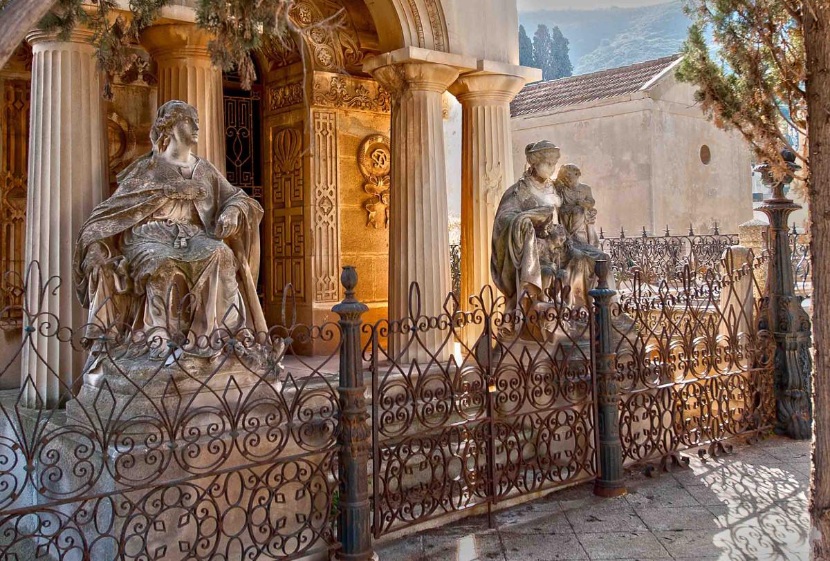 Panteón Pedreño del Cementerio de Los Remedios