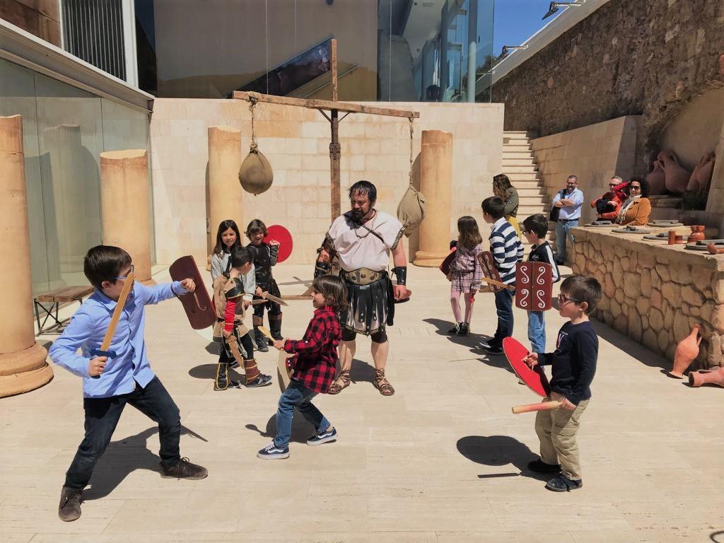 Actividades de Puerto de Culturas