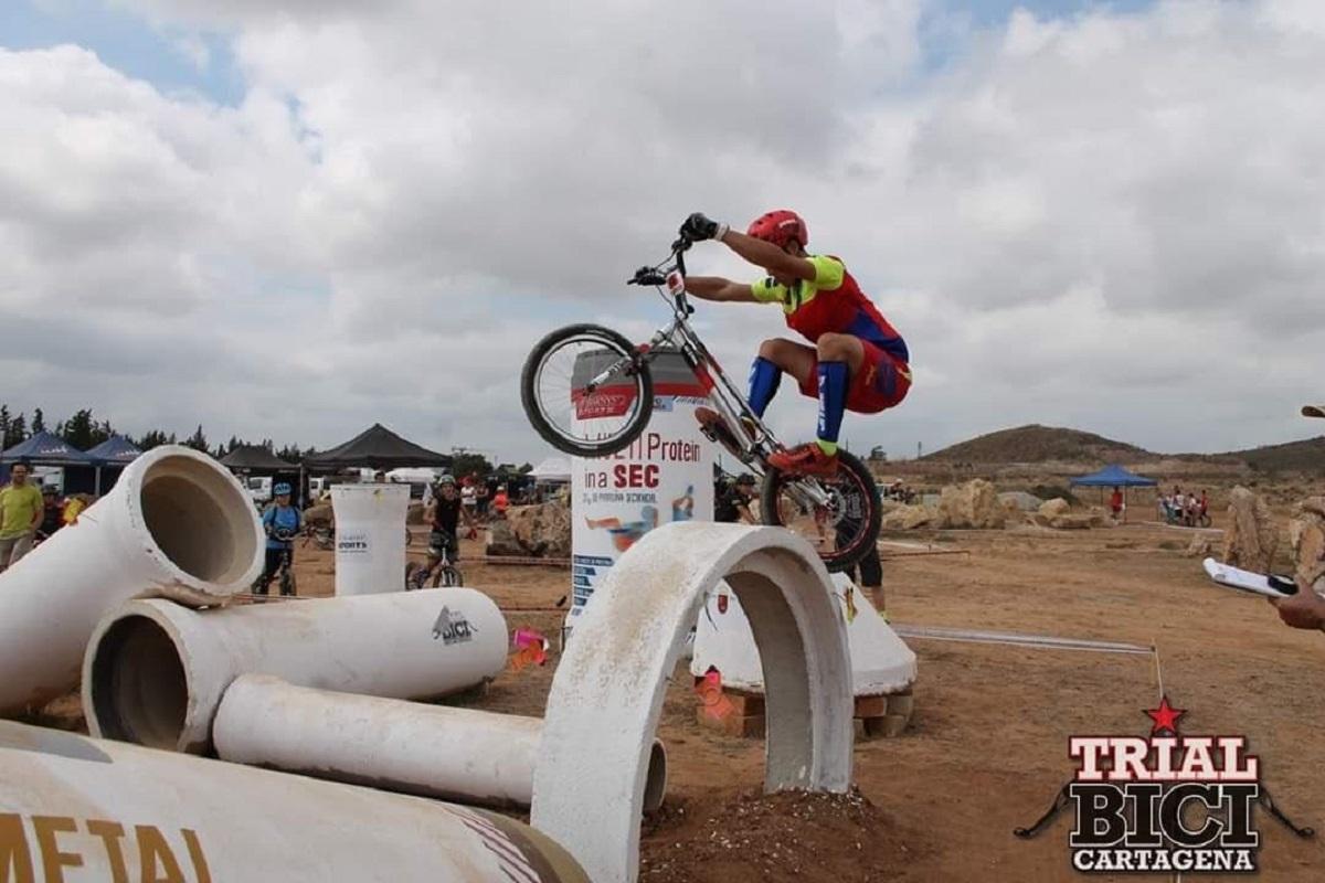 Circuito de Trial Bici Cartagena