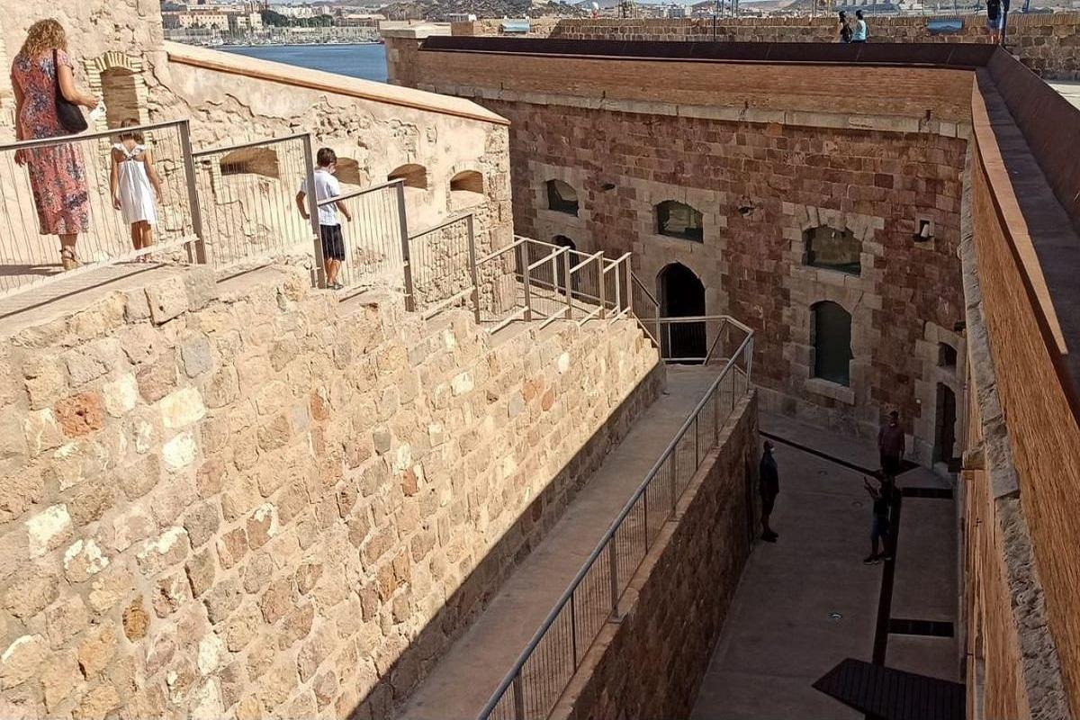 Jornada de Puertas Abiertas de Cartagena