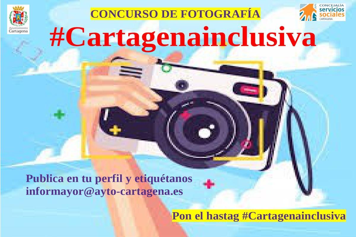 Concurso de Fotografia: Cartagena inclusiva