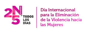 Día Internacional para la eliminación de la violencia hacia las mujeres