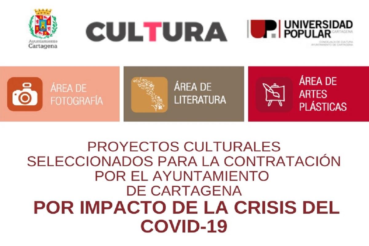 Cursos UP y Ayuntamiento de Cartagena