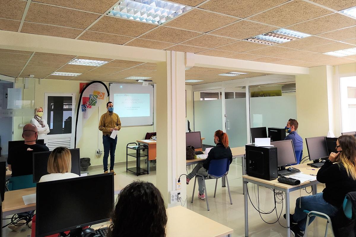 Programa Retorno Activo Concejalía de Juventud Ayuntamiento de Cartagena