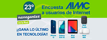 23ª encuesta AIMC a usuarios de internet - Navegantes en la red