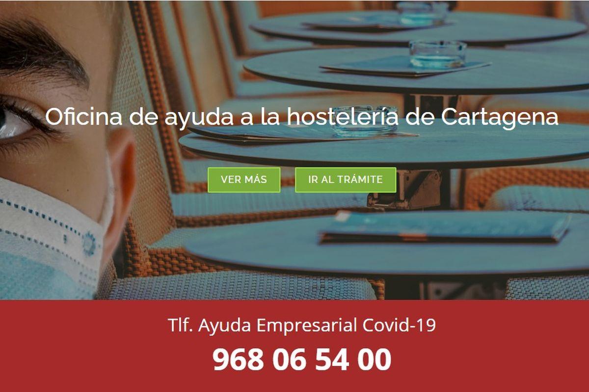 Oficina de ayuda al sector de la hostelería por el cierre del coronavirus