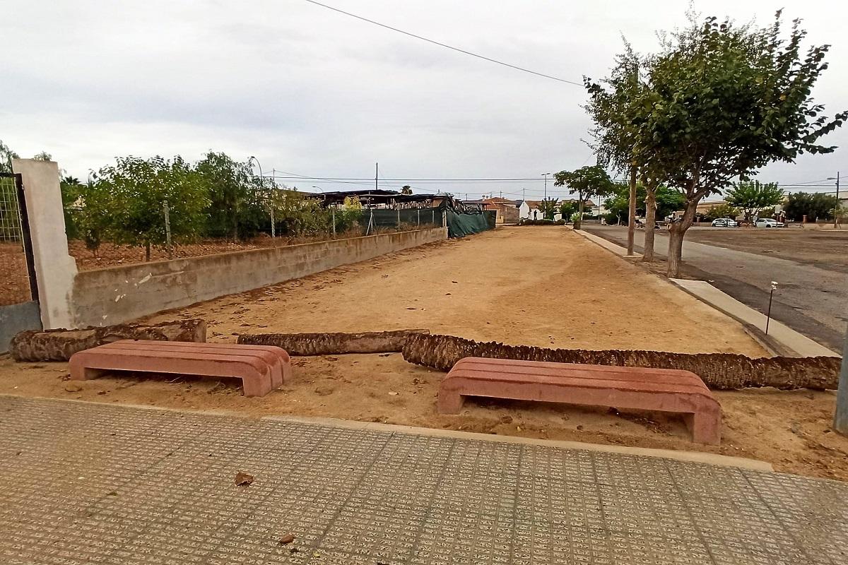 Proyecto reforma campo de bolos de La Magdalena