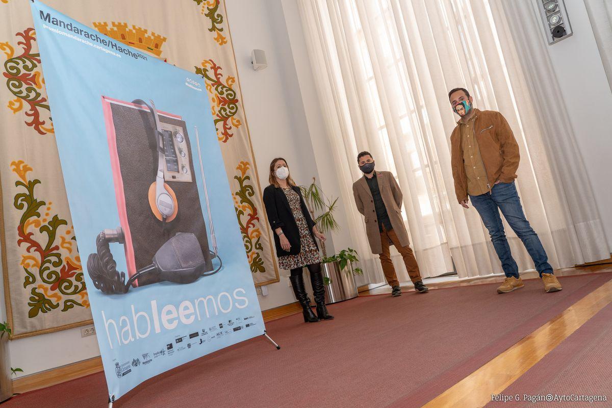 Presentación Premios Mandarache