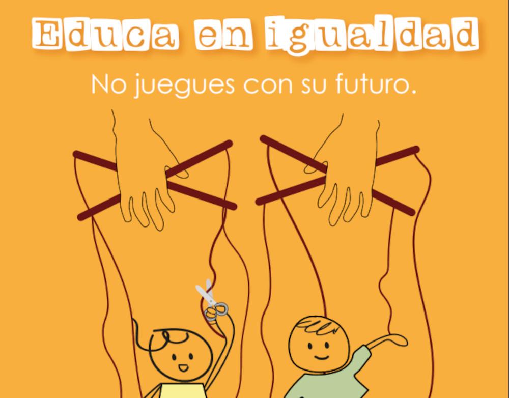 Campaña de juguetes no sexistas de la Concejalía de Juventud