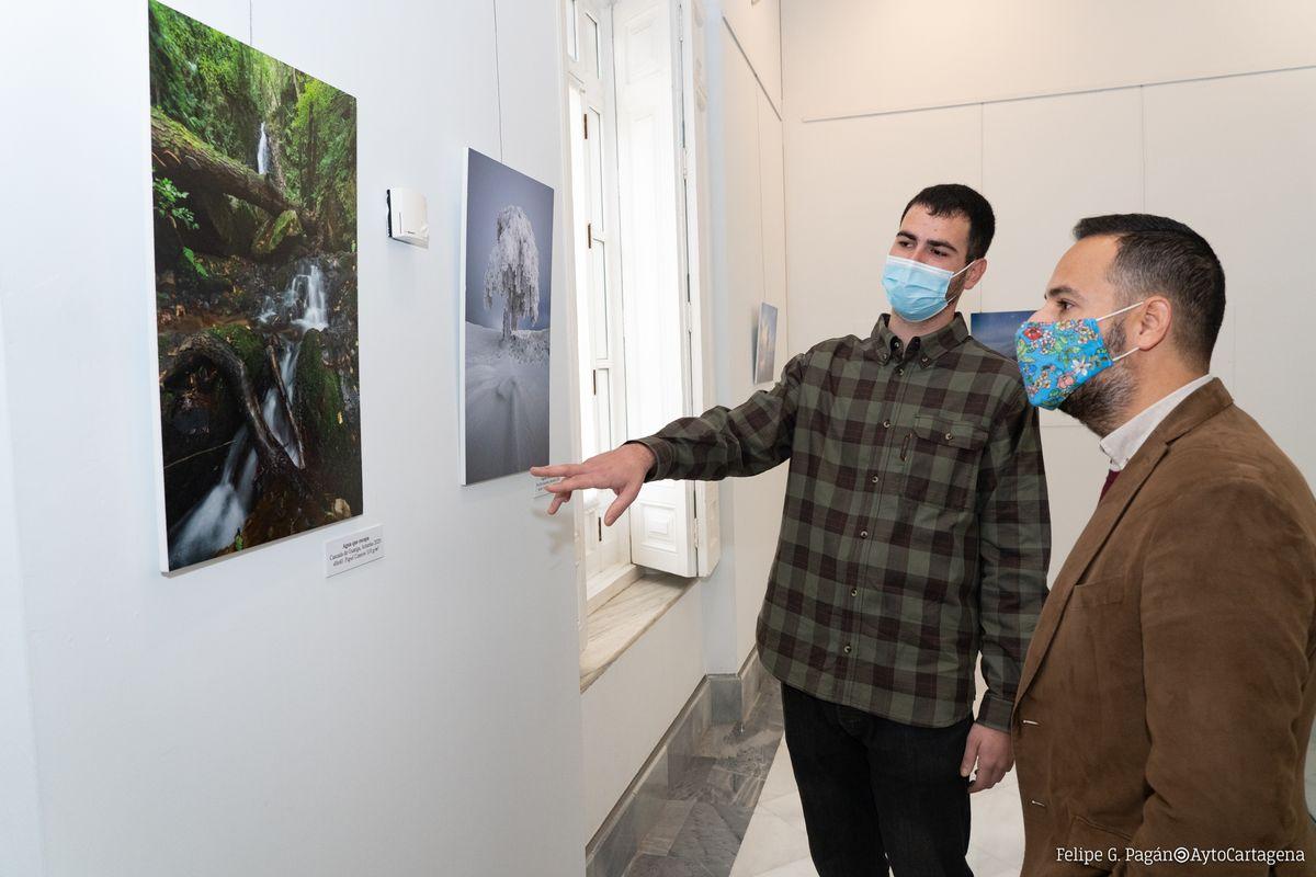 Exposición Fernando Saura Sala Subjetiva