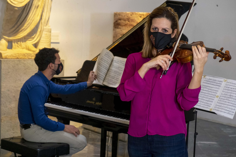 Duo vilolín piano Entre Cuerdas y Metales