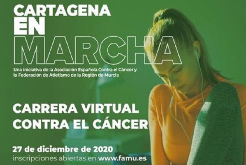 Cartagena en Marcha AECC