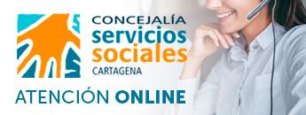 Atención Online Servicios Sociales
