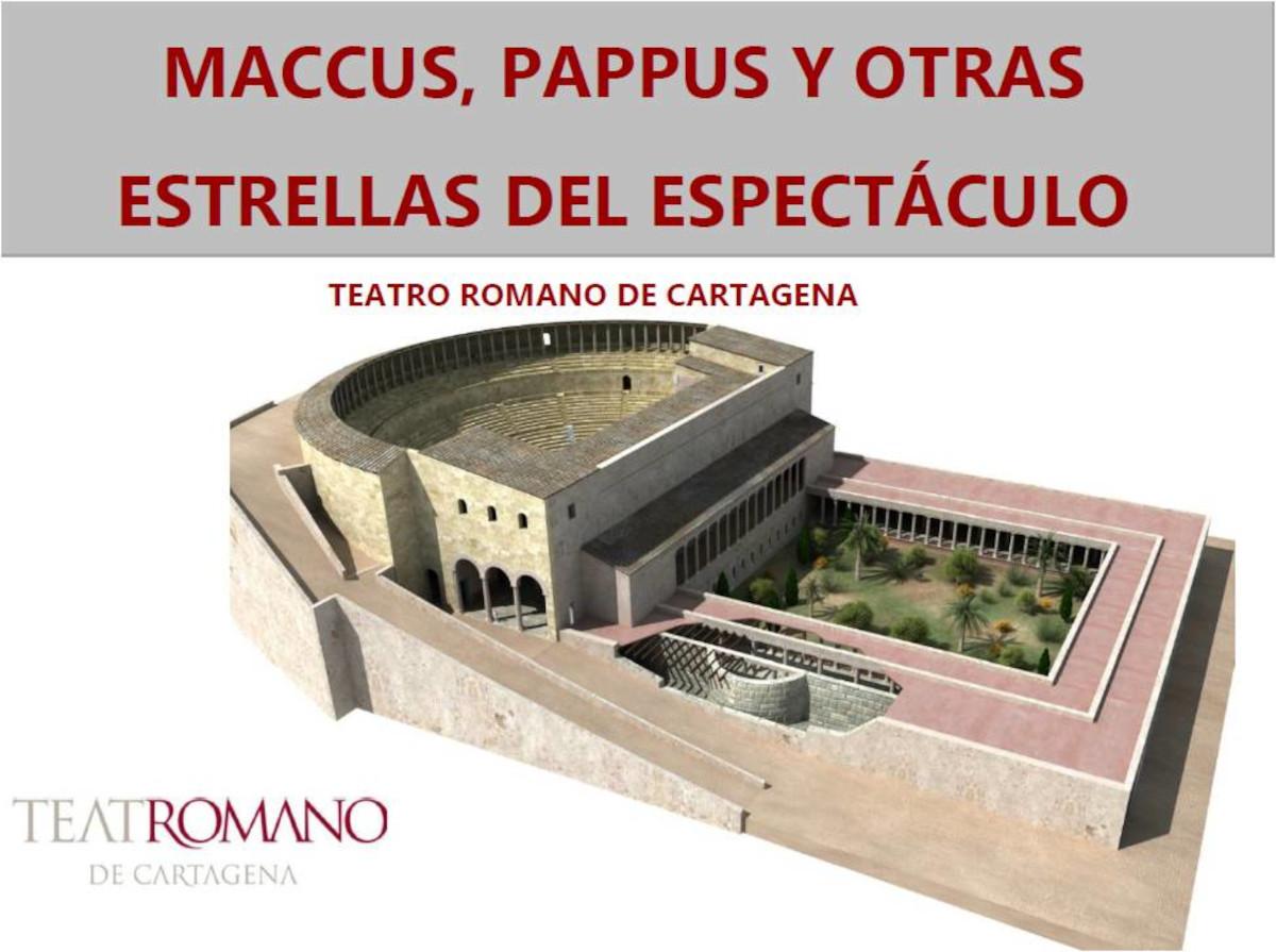 Talleres virtuales para escolares en el Museo del Teatro Romano