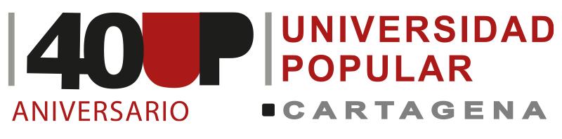 Logotipo UP 40 Aniversario