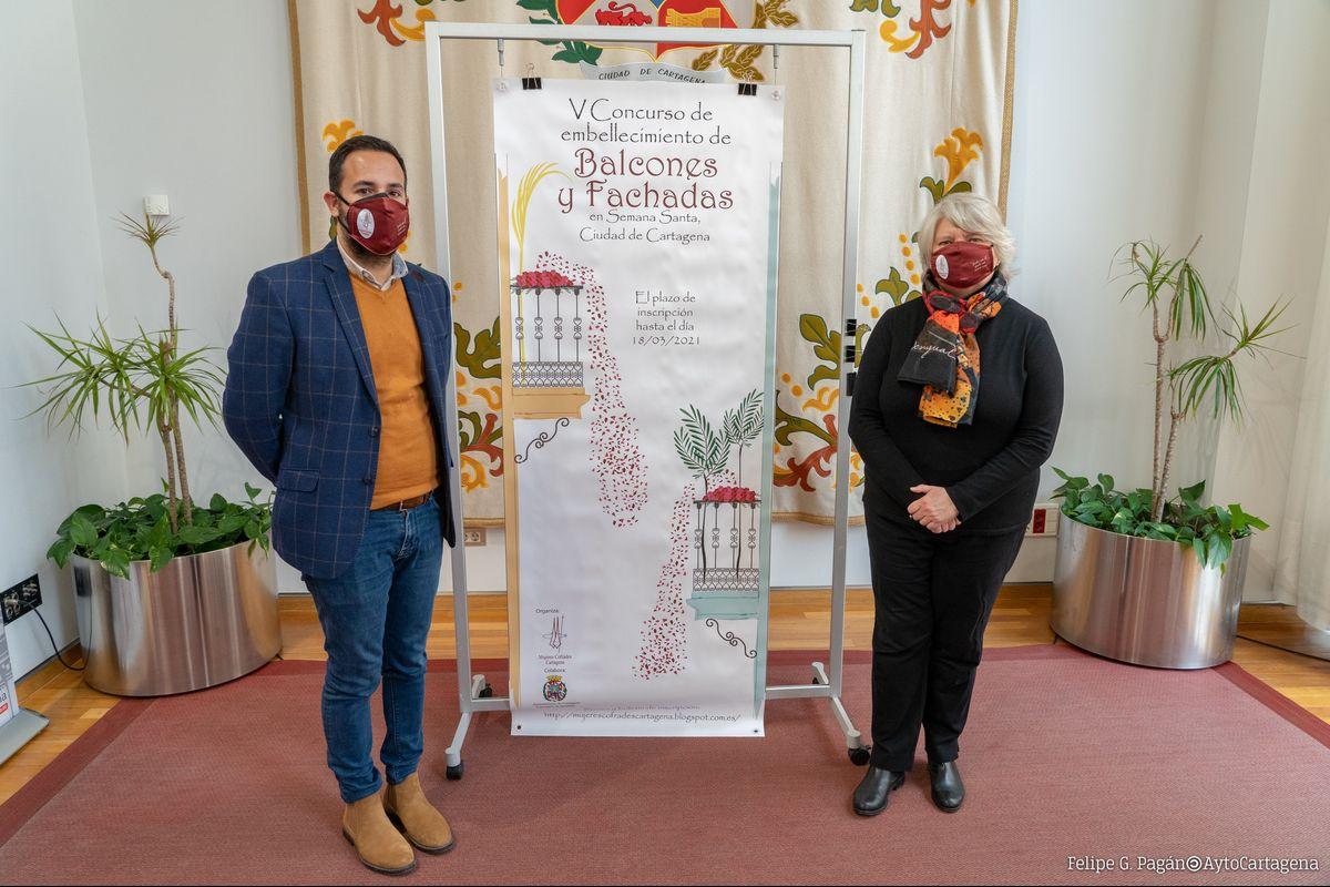 Presentación Concurso Balcones Y Fachadas Semana Santa