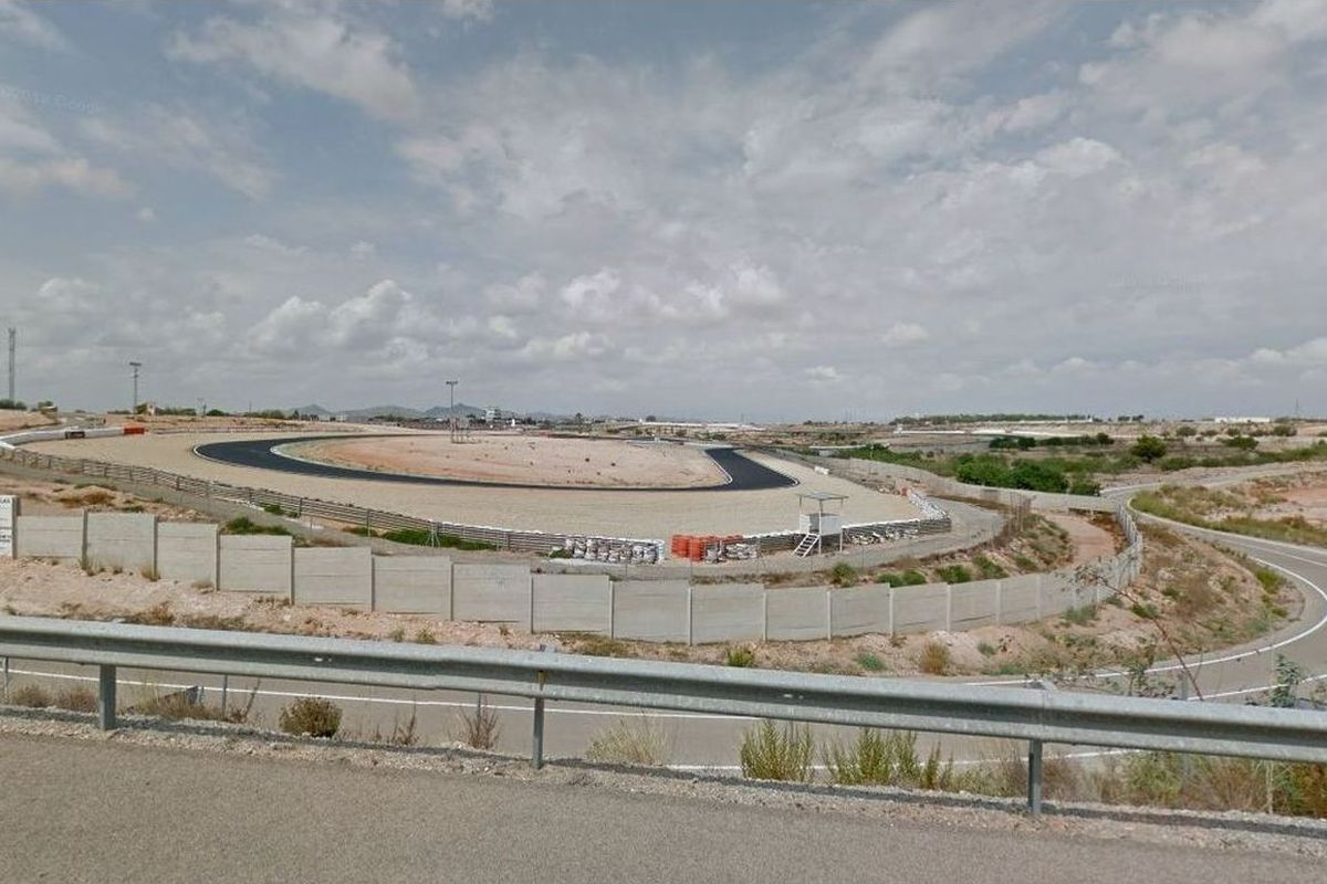 Circuito de velocidad de Cartagena