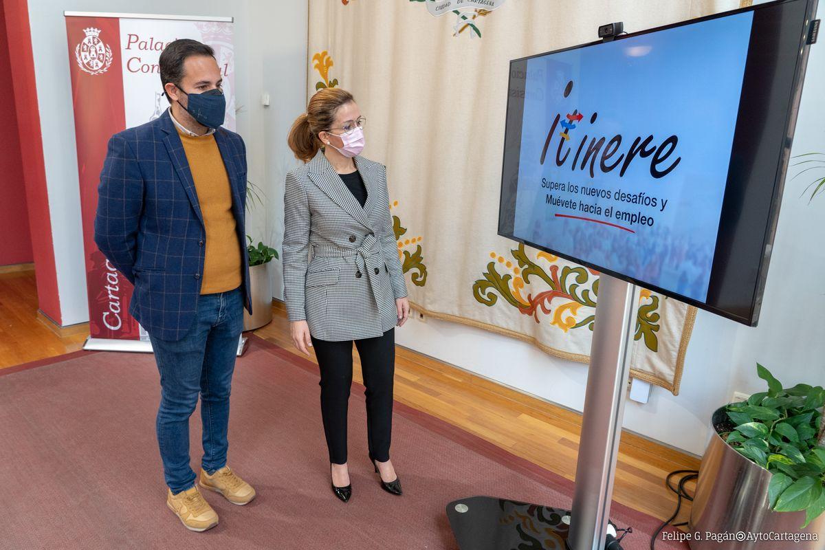Presentación del programa Itínere