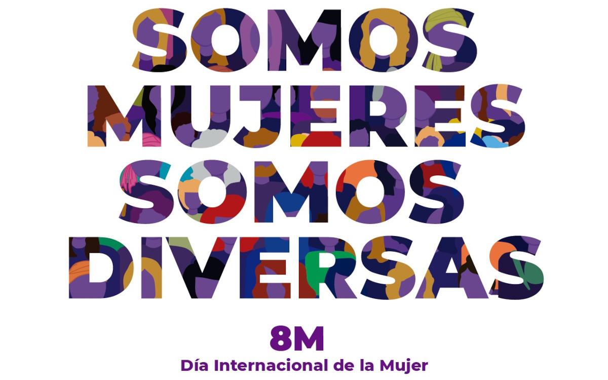 Conmemoración del 8M, Concejalía de Igualdad