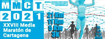 XXVIII edición de la Media Maratón de Cartagena