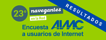 Navegantes en la Red – Encuesta AIMC a usuarios de Internet