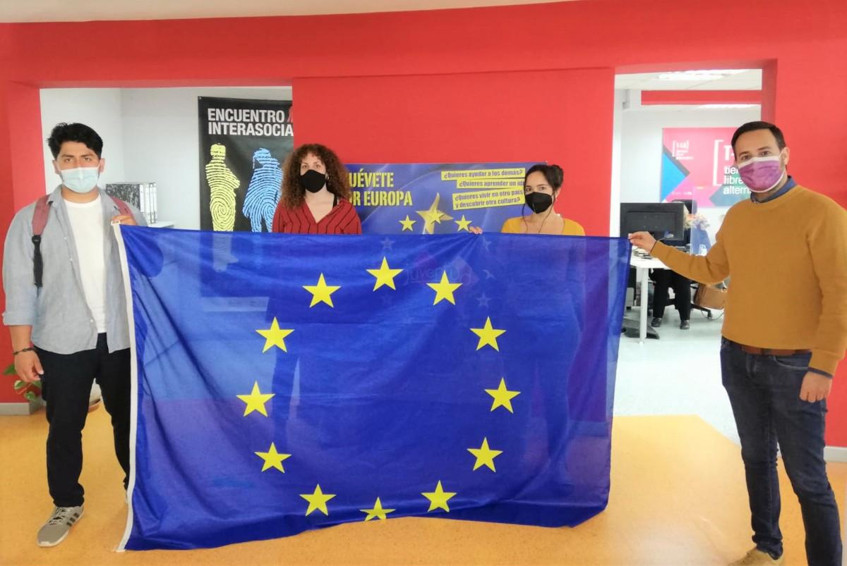 Bienvenida a los voluntarios del proyecto Cartagena Joven Solidaria