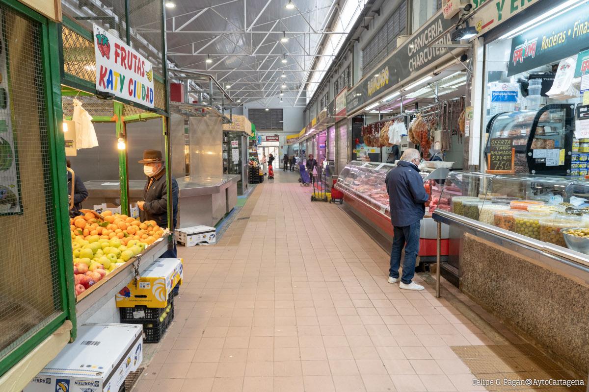 Mercado de Santa Florentina