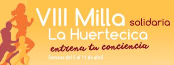 VIII Milla Solidaria de La Huertecica 2021