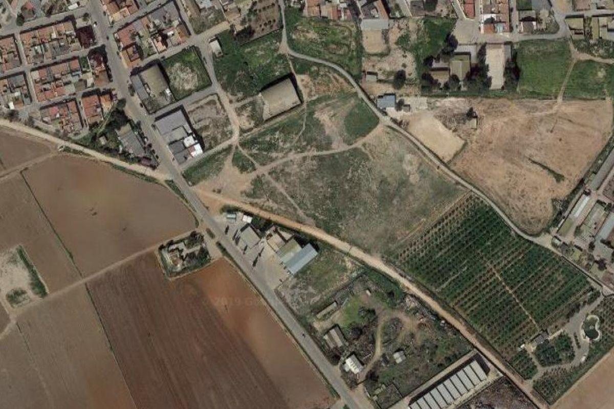 Colegio La Aljorra y Anfiteatro.