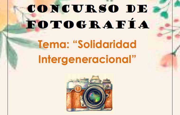 Concurso de fotografía.