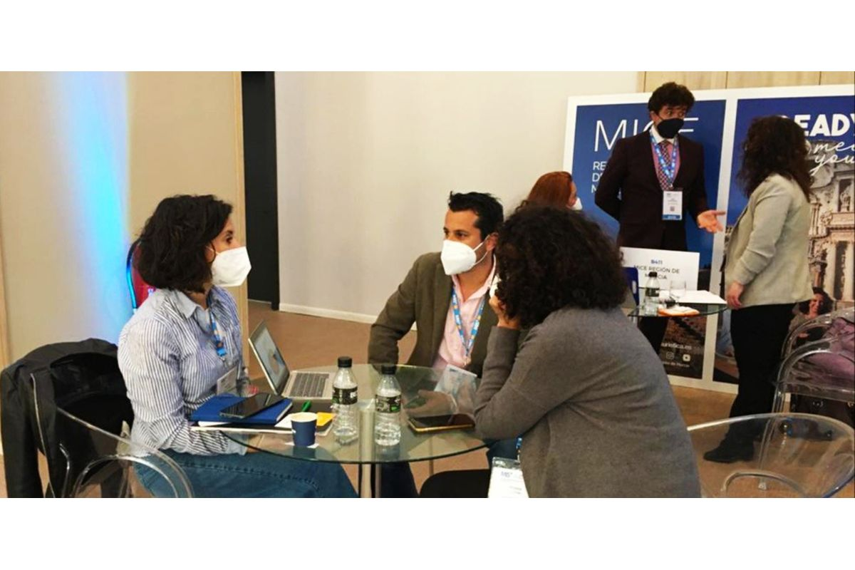 Oficina de Congresos de Cartagena reactiva el turismo MICE en Meeting Incentive Summit en Madrid