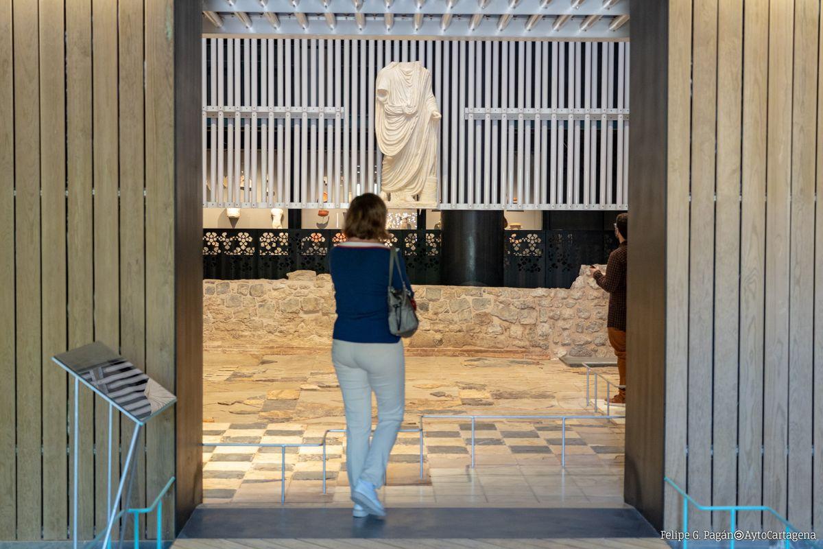 Museo Foro Romano Molinete.