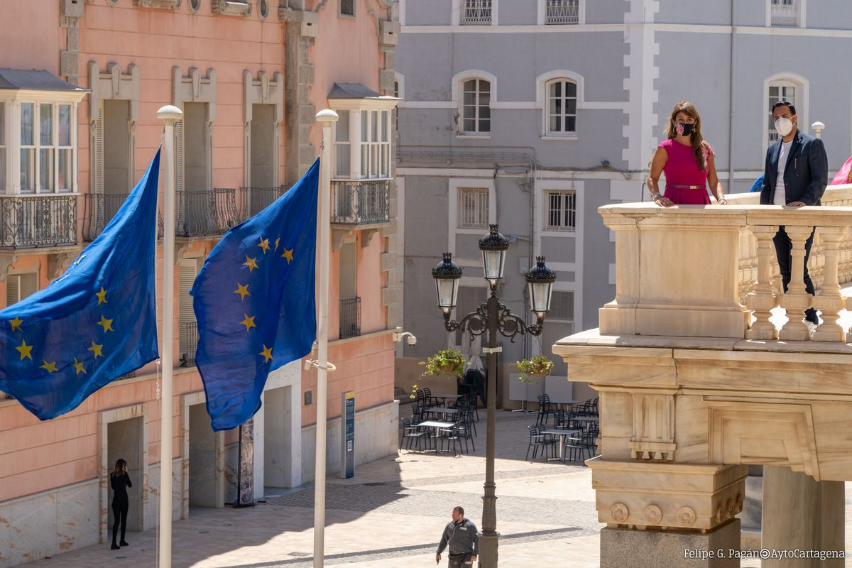 Día de Europa.