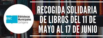 Recogida solidaria de libros