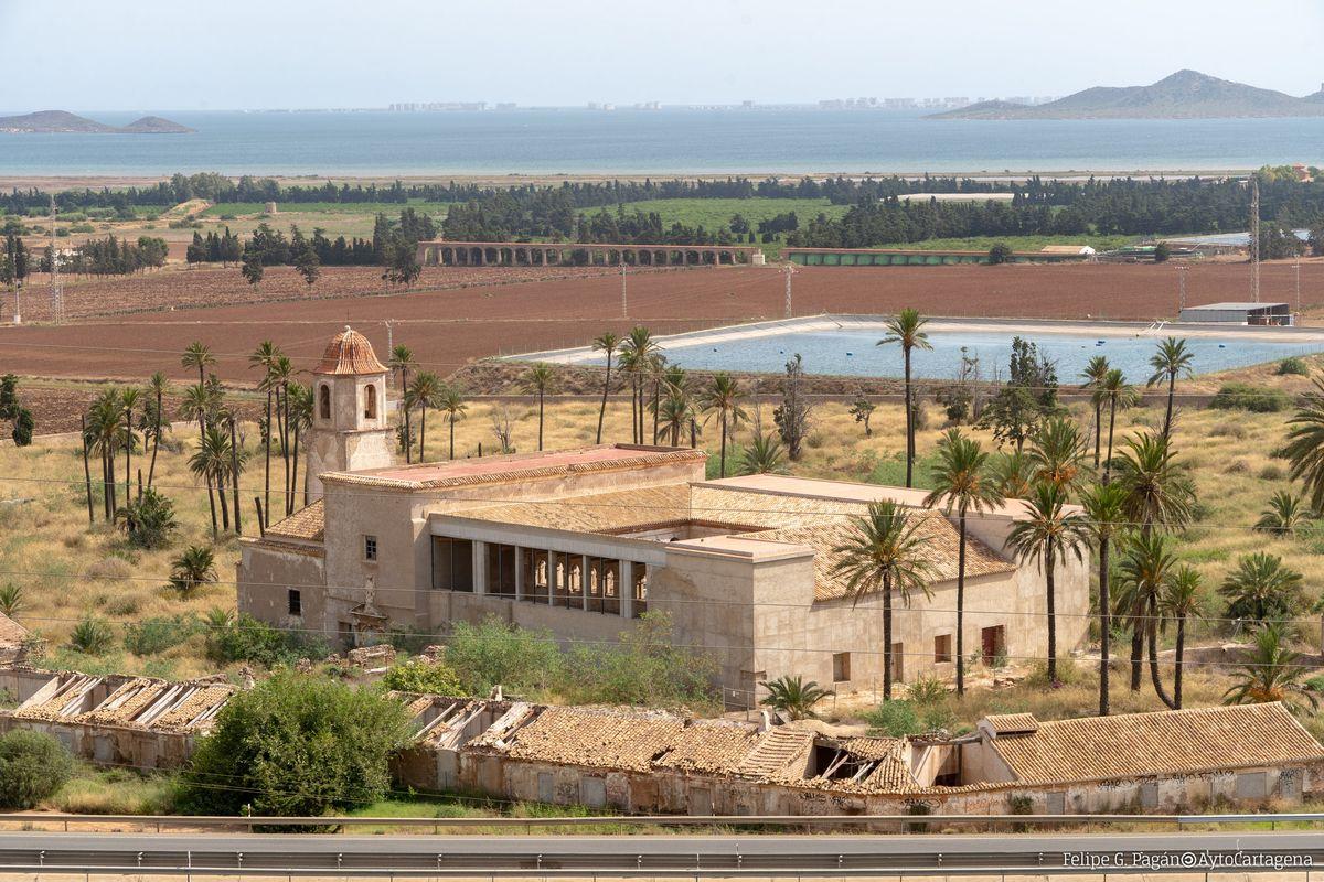 Monasterio de San Ginés de la Jara