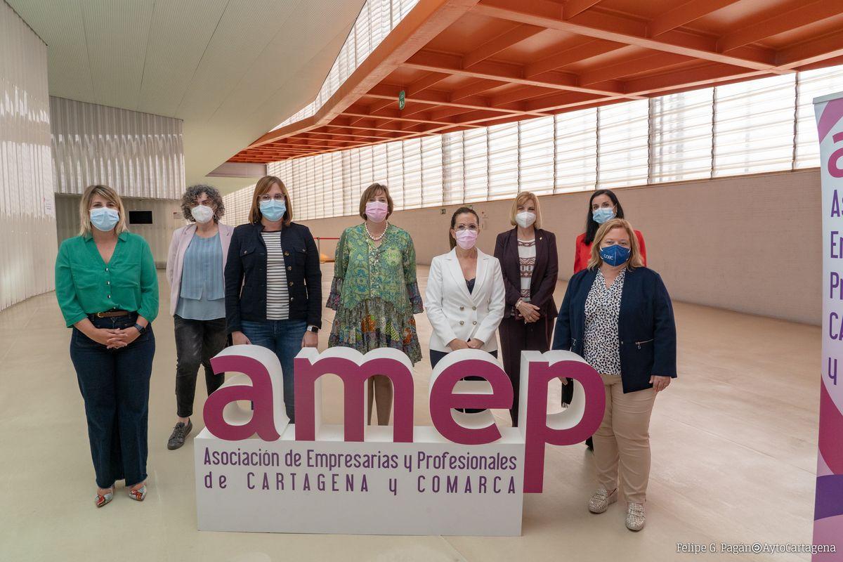 Nuria Castillo, reelegida como presidenta de AEMEP